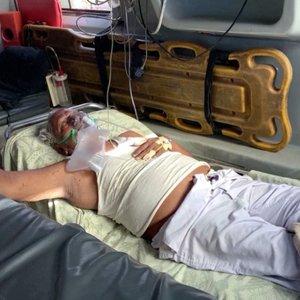 Covid-19 kelia šiurpą Indijoje: praneša apie užfiksuotą mirčių rekordą