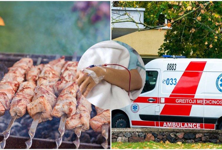 Gydytojai įspėja apie ant laužo keptą mėsą: gali sukelti rimtų problemų