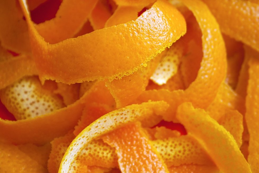Apelsinų žievelės