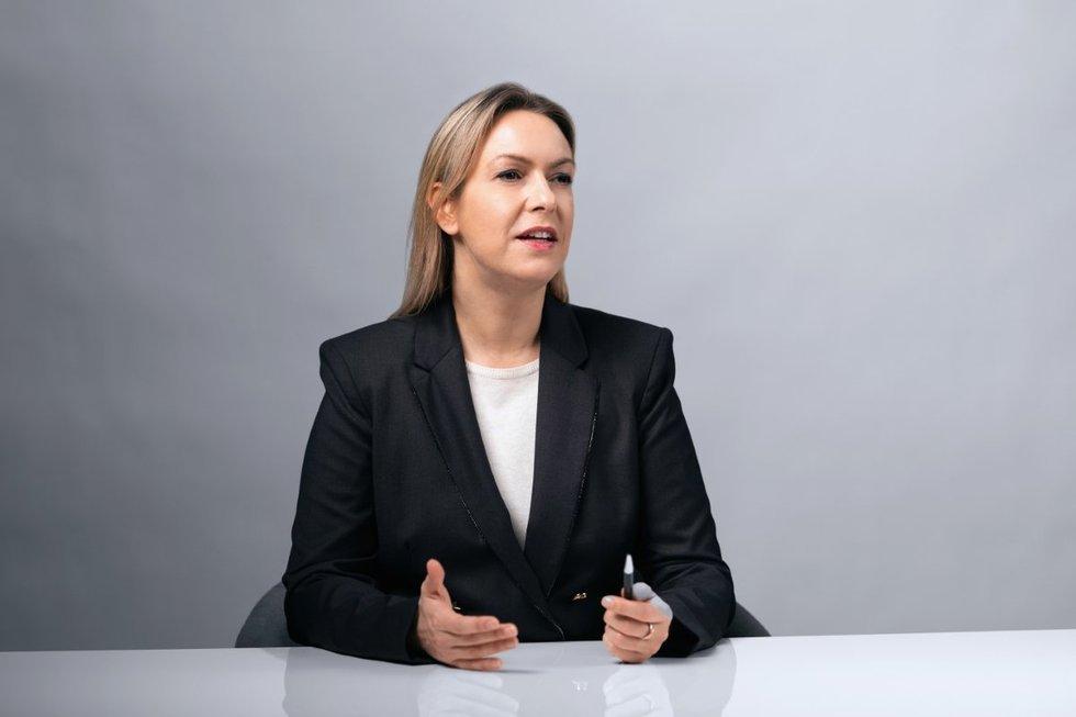 Dr. Eivilė Čipkutė, Lietuvos bankų asociacijos (LBA) prezidentė