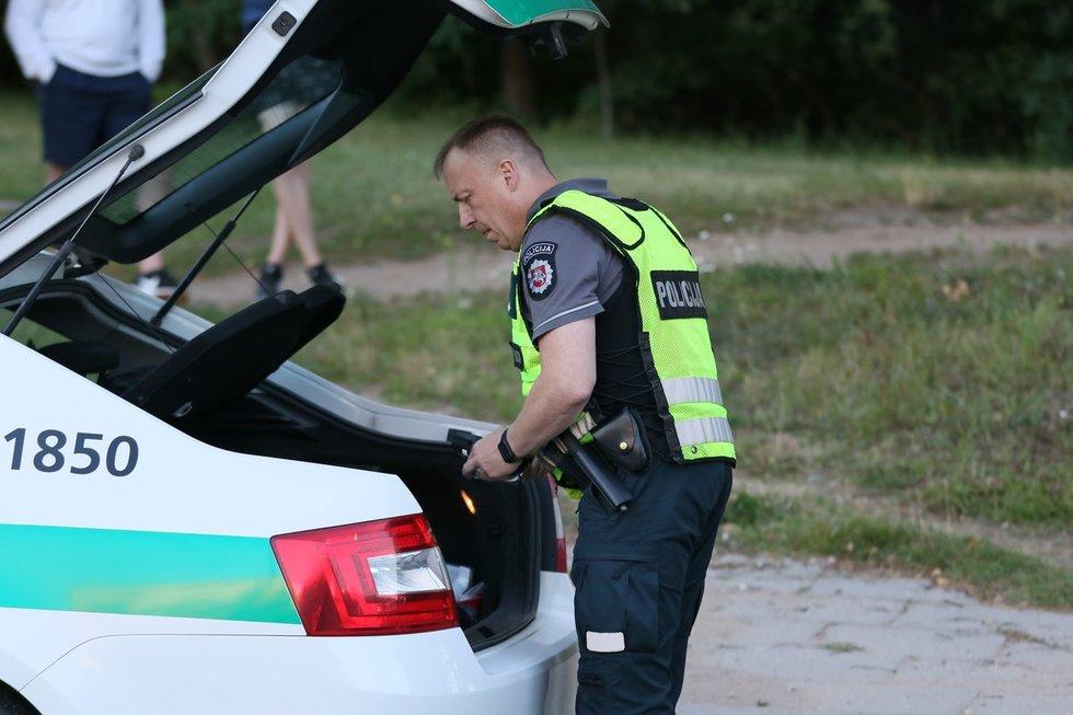 Judrioje gatvėje Vilniaus gatvėje sustabdytam girtam vairuotojui – baudžiamoji byla