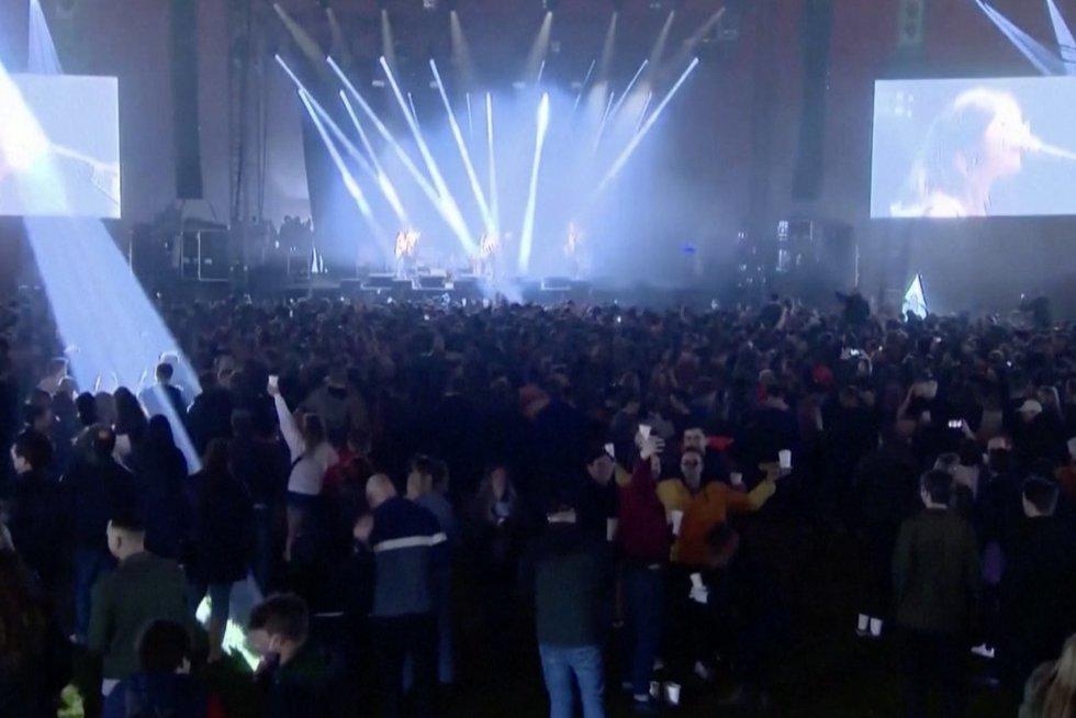 Vakarėlis (nuotr. stop kadras)
