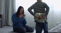Sužinokite: kokią dovaną mamos pageidauja gauti per Motinos dieną