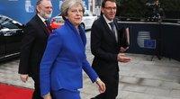 """Europoje išaušo liūdna diena: pritarta istoriniam """"Brexit"""" susitarimui (nuotr. SCANPIX)"""