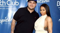 Blac Cyna ir Robas Kardashianas (nuotr. Vida Press)