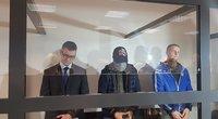 Prieš teismą stojo Deimanto Bugavičiaus žudikai (nuotr. TV3)