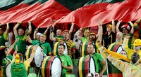 """Eurobasket 2013"": Lietuva – Kroatija (nuotr.  A. Četkausko/sportoakimirka.lt)"