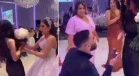 Vaikino poelgis per draugo vestuves sukėlė audrą internete: šventės dalyviai liko priblokšti