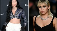 Noah ir Miley Cyrus (tv3.lt fotomontažas)