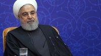 Hassanas Rouhani (nuotr. SCANPIX)
