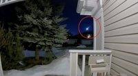 Kanados dangų nušvietė neįprasta šviesa: paaiškino, koks tai reiškinys