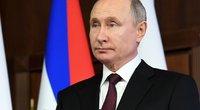 Rusijos prezidentas Vladimiras Putinas (nuotr. SCANPIX)