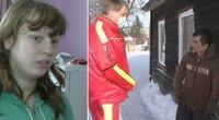Jaunai merginai kaupiasi ašaros: biologinis tėvas nepripažįsta tėvystės ir šmeižia
