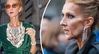 Celine Dion svoriu susirūpino jos gerbėjai  (nuotr. YouTube)