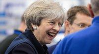 """Rinkimai Didžiojoje Britanijoje: kaip tai paveiks """"Brexit""""? (nuotr. SCANPIX)"""