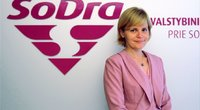 """""""Sodros"""" vyriausioji patarėja Julita Varanauskienė  (nuotr. bendrovės)"""