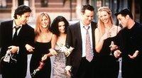 """Serialo """"Friends"""" žvaigždės (nuotr. Vida Press)"""