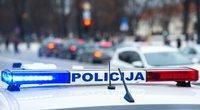 Policija, pareigūnai (nuotr. Fotodiena/Justino Auškelio)