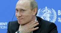 V. Putinas (nuotr. SCANPIX)