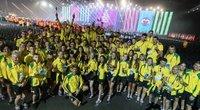 Europos jaunimo olimpinis festivalis kitąmet nevyks. (nuotr. LTOK)