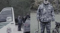 Nušautas pareigūnas S. Žymantas