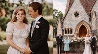 Princesės Beatrice ir Edoardo Mapelli Mozzi vestuvės (nuotr. SCANPIX)