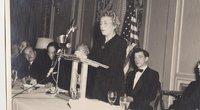 Sofija Smetonienė 1944 metais Niujorke (V.J.Smetonos archyvo nuotr.)