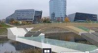 Pamatykite: pasidalijo naujo tilto per Nerį vaizdu (nuotr. Organizatorių)