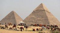 Piramidės (nuotr. SCANPIX)