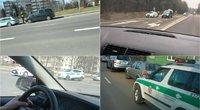 """Policija apie jų stovėjimo vietą """"Facebook'e"""" išduodančius vairuotojus: tik į naudą (nuotr. facebook.com)"""