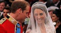 Hercogai Williamas ir Catherine Middleton  (nuotr. SCANPIX)