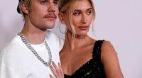 Justinas ir Hailey Bieber (nuotr. SCANPIX)