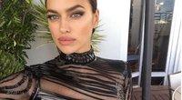 Irina Shayk (nuotr. Instagram)