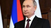 Vladimiras Putinas. (nuotr. SCANPIX)