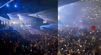 Ruki Vverh koncertas (nuotr. Instagram)
