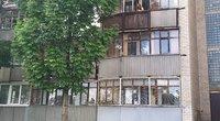 Namas, kuriame rastas paliktas naujagimis (nuotr. tv3.lt)