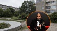 """Apdovanojimus susišlavusio """"Černobylio"""" kūrėjas: dėkojame Lietuvos žmonėms (nuotr. SCANPIX ir tv3.lt fotokoliažas)"""