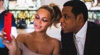 Beyonce ir Jay Z (nuotr. Instagram)