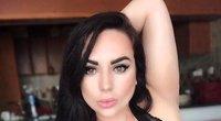 Anastasija Berthier (nuotr. facebook.com)