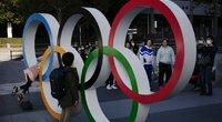 Tokijo olimpinėms žaidynėms gali iškilti didelė grėsmė. (nuotr. SCANPIX)