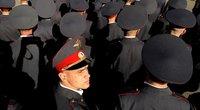 Rusijoje milicija pervadinama į policiją (nuotr. SCANPIX) (nuotr. Balsas.lt)
