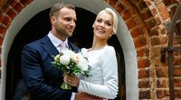 Viktorijos Sutkutės ir Kęstučio Arlausko vestuvės  (nuotr. Tv3.lt/Ruslano Kondratjevo)