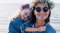 Įkvepianti vilnietės motinystė: gimus neįgaliam sūnui, įsivaikino dar ir mergaitę (nuotr. asm. archyvo)