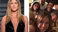 Jennifer Aniston (tv3.lt fotomontažas)