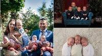 Lentvariškių namuose karaliauja keturi berniukai (nuotr. Raminta Alejun photography)