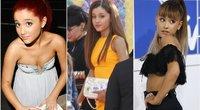 Ariana Grande (nuotr. SCANPIX)