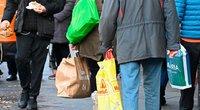 Žmonės grįžta iš darbų ir parduotuvių, Berlynas (nuotr. SCANPIX)