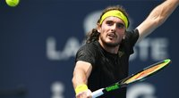 ATP serijos turnyre Majamyje ir toliau krenta favoritai (nuotr. SCANPIX)