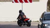 Motociklininkas (Fotobankas)