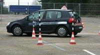 Vairavimo egzaminas (nuotr. Fotodiena.lt)